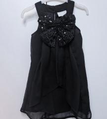 NEXT lux crna haljinica 98