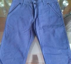Pantalone od kepera sa elastinom  velicina  M