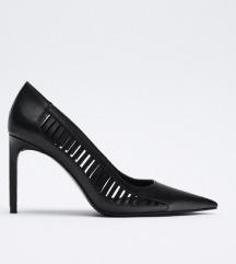 Nove crne Zarine cipele