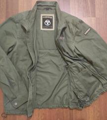 NAPAPIJRI vintage flight jacket ORIGINALNA jakna