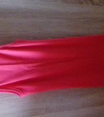 Rebrasti pamuk haljina M NOVO