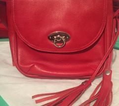 Mona crvena torba  ❤️ SNIZENA