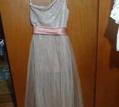 P...s...haljina svecana duga