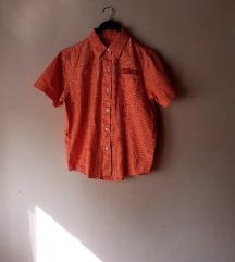 Polo karirana košulja