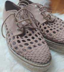 STRADIVARIUS flatform cipele