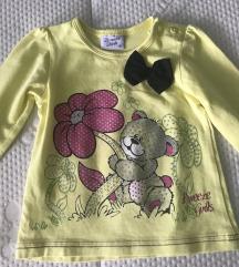Majica dugih rukava za bebe Breeze 80/86