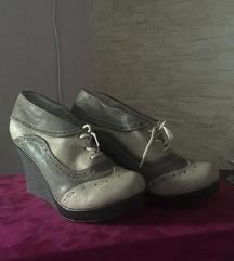 Braon čizme - cipele
