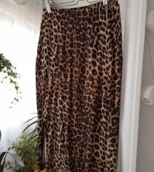 Leopard suknja LINDEX