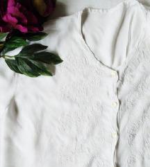 Vintage bluza sa vezom