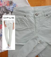OPUS skinny pantalone sa zipom kao nove