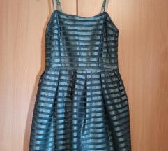 Zelena H&M haljina