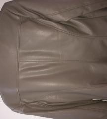 Mango kozna jakna