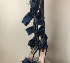 Cizme-sandale