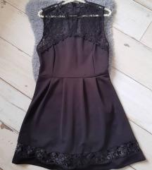Bodyflirt nova crna haljina s m