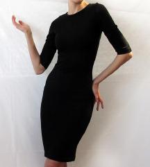 Calliope crna džemper haljina