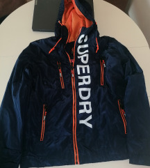 Superdry jakna suskavac