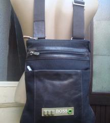 Original Hugo Boss kozna torbica