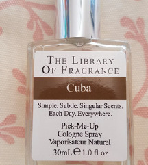 %3.100-The Library of Fragrance Cuba, original