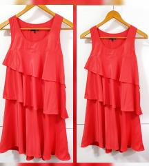 NEXT. crvena haljina