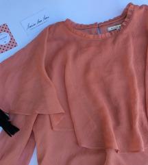 Mint & berry puder roze bluza SADA 900
