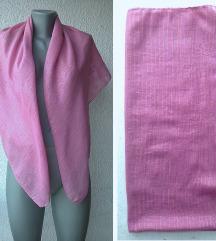 marama svila i pamuk presijavajuća 111x107 cm