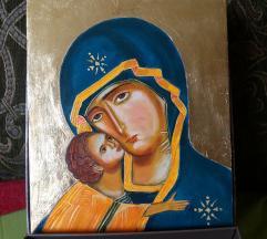 Ikona Presvete Bogorodice Vladimirske