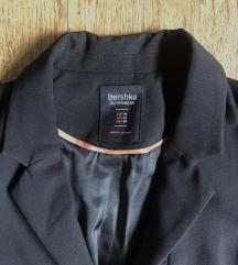Bershka crni sako