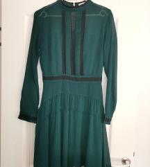 Zelena reserved haljina, kao nova