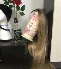 Nova lešnik non-lace perika ✨~extra duga