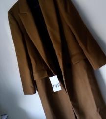 Nov vuneni kaput Zara