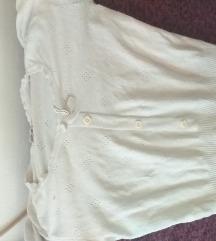 koncana bela majica premekana