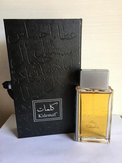 Arabian Oud Kalemat Black dekant