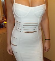 Herve bela haljina