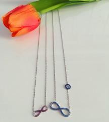 Infiniti ogrlice!!!
