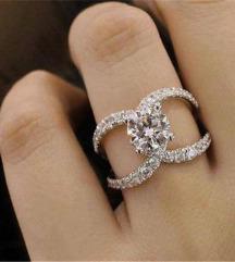 prsten sterling silver