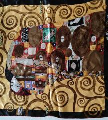 Gustav Klimt marama