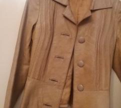 Kozna jakna Xs retro