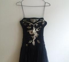 BLUEMARINE original svilena haljina