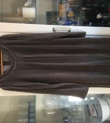 TUSNELDA BLOCH dizajnerska haljina, SVILA 100%