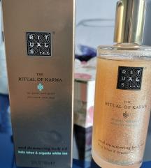 Rituals oil