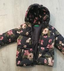 Benetton jakna za devojčice