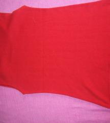 Crvena majica WHALES