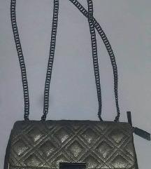 Zlatno siva torbica