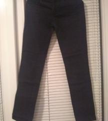 Massimo Dutti klasične teget pantalone 38