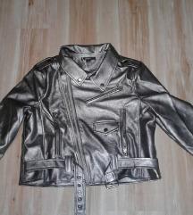 Nova srebrnosiva jakna M/L vel