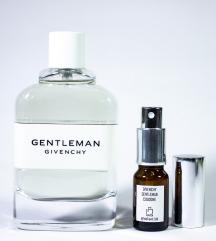 Givenchy Gentleman Cologne - Dekant 5/10ml