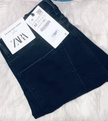 Zara high waist skinny jeans✔️NOVO
