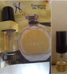 %300-Hayari Parfums Goldy parfem, original