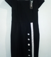 Gotik/poslovna haljina kao Sreda Adams