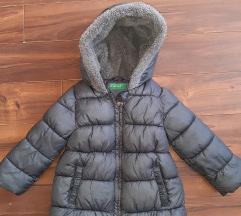 Rezz15.12.Beneton zimska jaknica do 2,5god